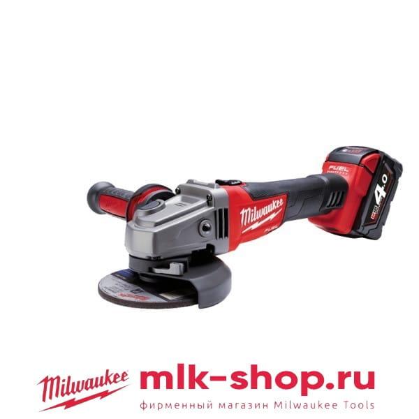 M18 FUEL CAG125X-402C 4933443950 в фирменном магазине Milwaukee