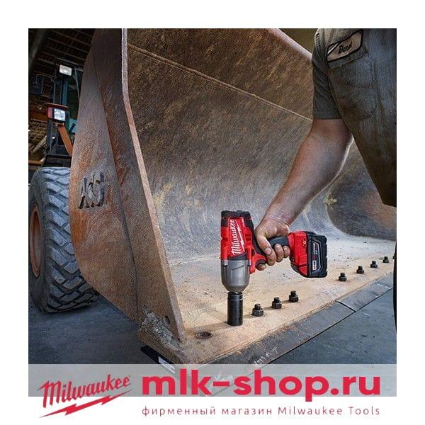 Аккумуляторный импульсный гайковерт Milwaukee M18 FUEL CHIWP 12-0 4933446247