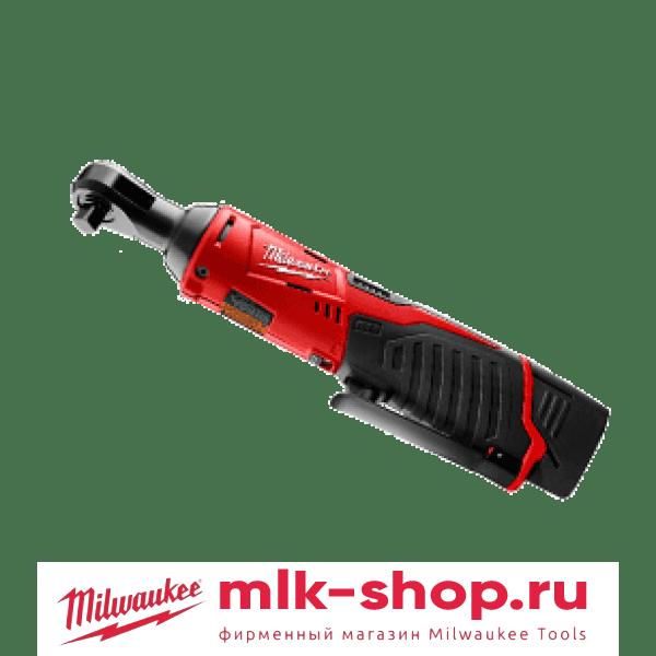 Аккумуляторный торцевый гайковерт 3/8 дюйма Milwaukee M12 IR-21B