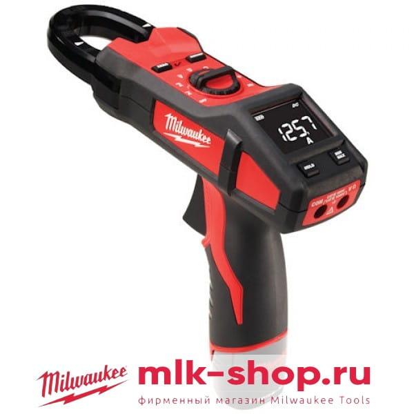 Аккумуляторные токовые клещи Milwaukee С12 CME-0