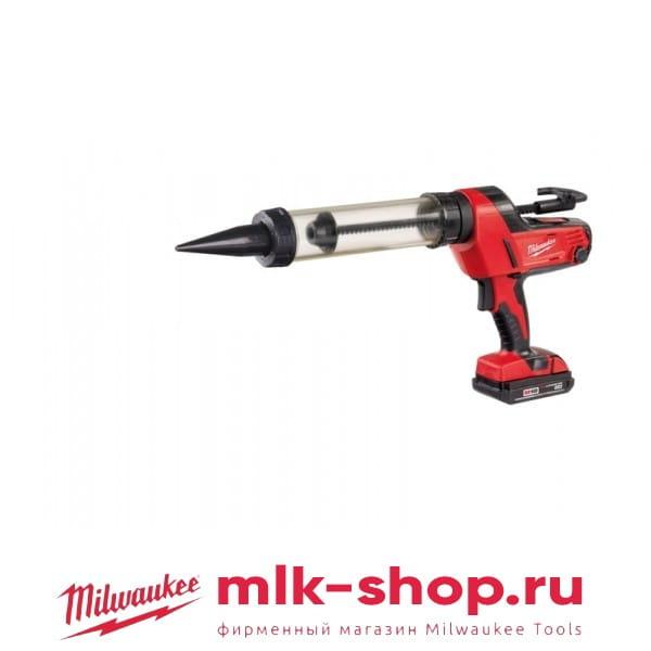 Аккумуляторный клеевой пистолет Milwaukee C18 PCG/400Т-201B