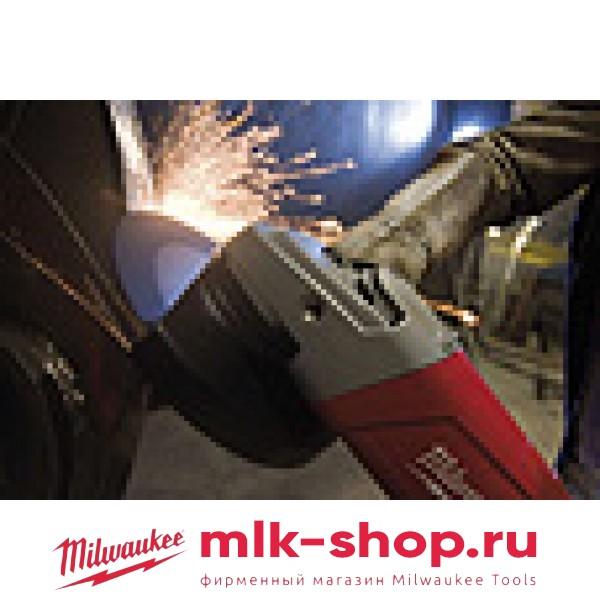 Угловая шлифовальная машина (УШМ, Болгарка) Milwaukee AGVM 24-230 GEX /DMS