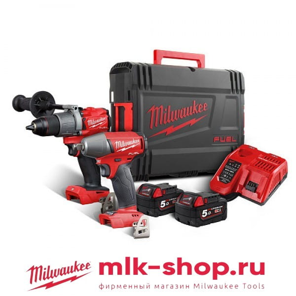 M18 FUEL FPP2A2-502X 4933464268, 4933464269 в фирменном магазине Milwaukee