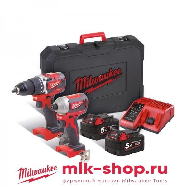 M18 CBLPP2B-502C 4933464718 в фирменном магазине Milwaukee