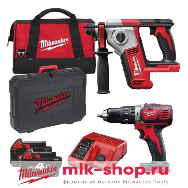 M18 BPP2E-402B 4933451122 в фирменном магазине Milwaukee