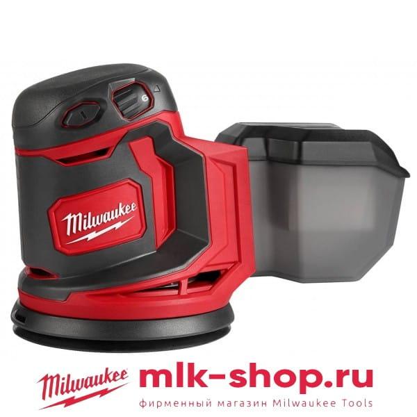 M18 BOS125-0 4933464228 в фирменном магазине Milwaukee