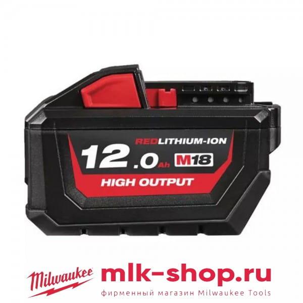 Аккумулятор Milwaukee M18 HB12 12.0 Ач