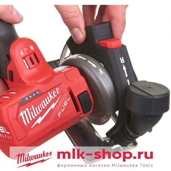 Субкомпактная многофункциональная отрезная машина Milwaukee M12 FUEL FCOT-422X 4933464619