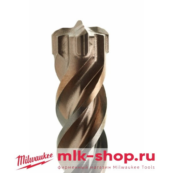 Бур Milwaukee SDS-Plus RX4 6 x 160 мм (1шт)