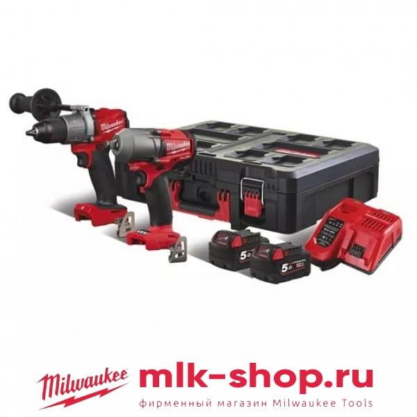 M18 FUEL FPP2E2-502P 4933471147 в фирменном магазине Milwaukee