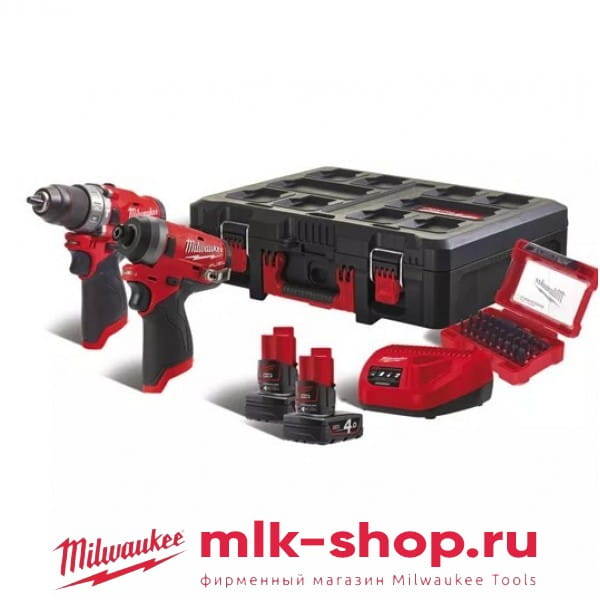 M12 FUEL FPP2A-402P 4933471144 в фирменном магазине Milwaukee