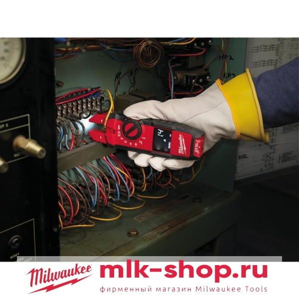 Вилочные токовые клещи Milwaukee 2206-40