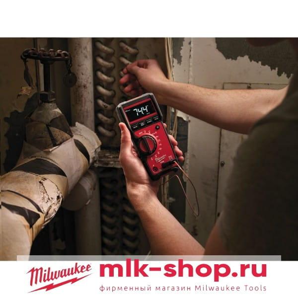 Цифровой мультиметр Milwaukee 2217-40 4933416976