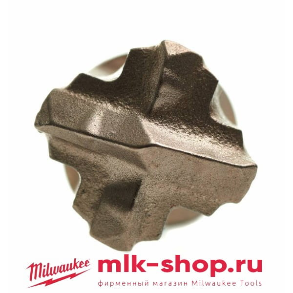 Бур Milwaukee SDS-Plus RX4 28 x 450 мм (1шт)