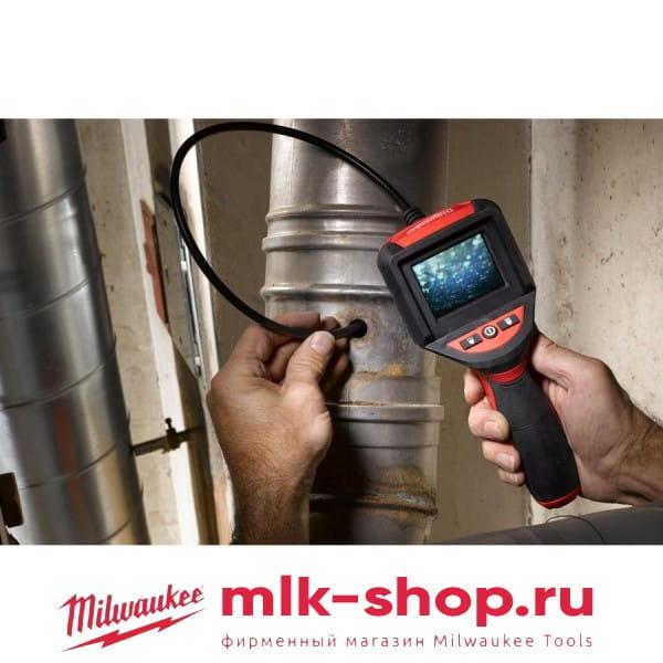 Инспекционная камера на щелочных элементах Milwaukee 2309-60