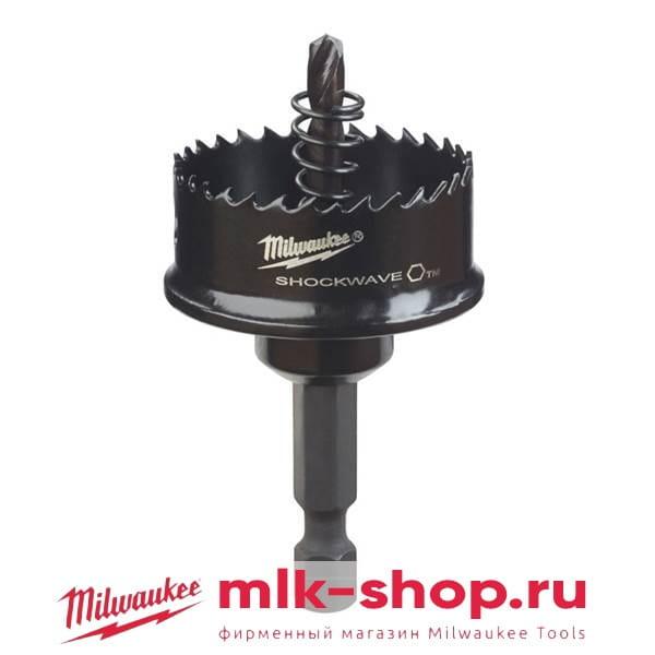 Shockwave Holesaws 25 мм 49569815 в фирменном магазине Milwaukee