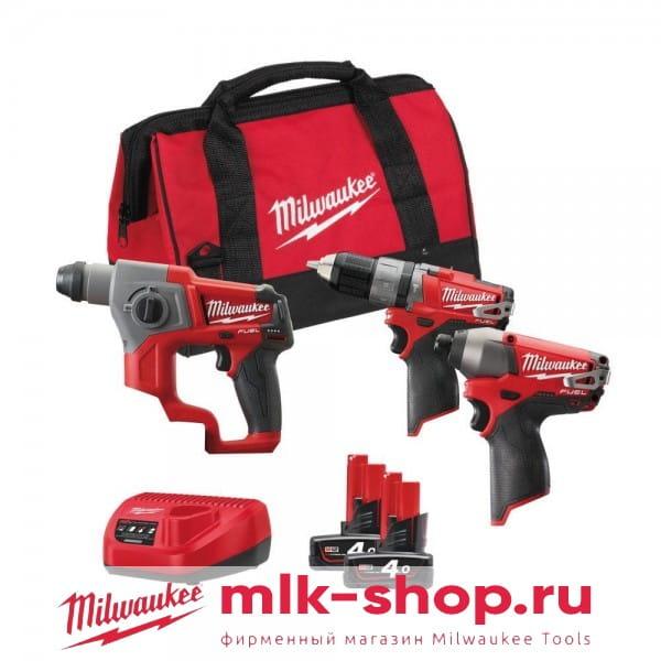 M12 FUEL SET3D-402B 4933447307 в фирменном магазине Milwaukee