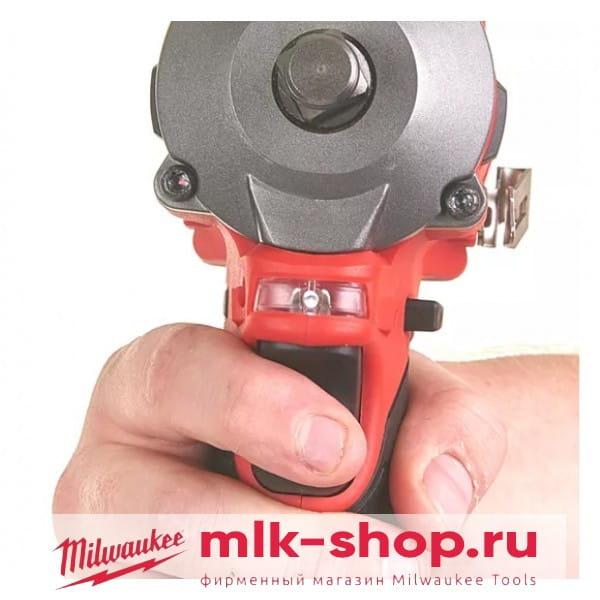 Аккумуляторный импульсный гайковерт Milwaukee M12 FUEL FIWF12-422X