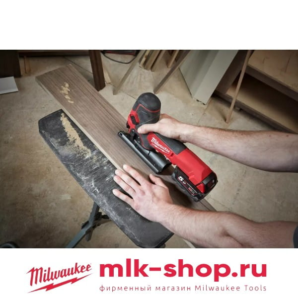 Аккумуляторный лобзик Milwaukee M18 FUEL FBJS-502X