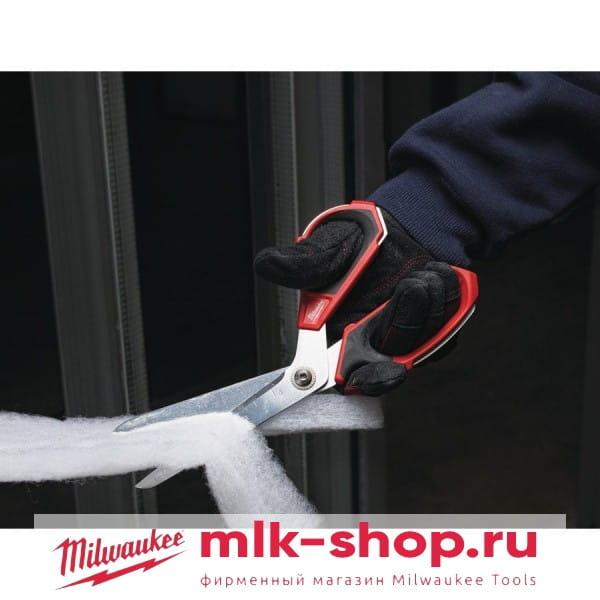 Изогнутые ножницы повышенной прочности Milwaukee Heavy Duty