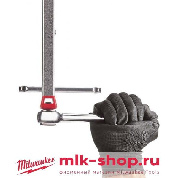 Ключ для гибкой подводки Milwaukee 57 мм