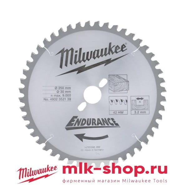 WCSB 250 x 30 x 48 4932352139 в фирменном магазине Milwaukee