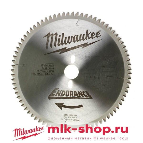 WCSB 250 x 30 x 80 4932361504 в фирменном магазине Milwaukee