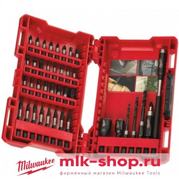 Набор инструментов Milwaukee M12 FUEL SET2H-402W