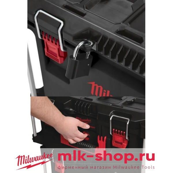 Кейс Milwaukee PACKOUT Box (ящик малый)