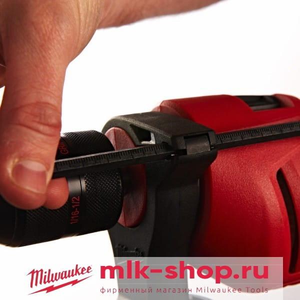 Ударная дрель Milwaukee PD-705