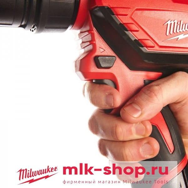 Аккумуляторный клеевой пистолет Milwaukee M12 PCG/400A-0