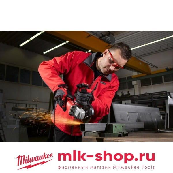 Угловая шлифовальная машина (УШМ, Болгарка) Milwaukee AGV 10-125 EK 4933451222