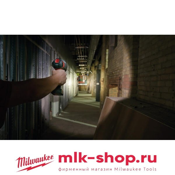 Аккумуляторный фонарь Milwaukee M12 SLED-0