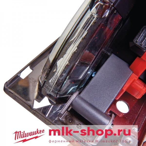 Аккумуляторная циркулярная пила по металлу Milwaukee M18 FUEL FMCS-0