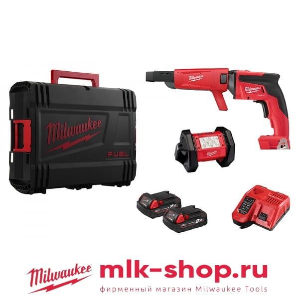 M18 FUEL FPP2J-202X 4933459361 в фирменном магазине Milwaukee