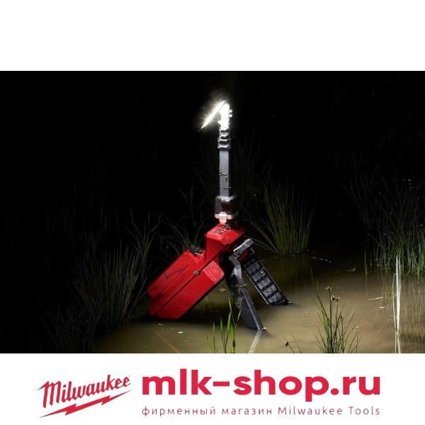 Аккумуляторный напольный светодиодный прожектор Milwaukee M18 ONERSAL-0 ONE-KEY