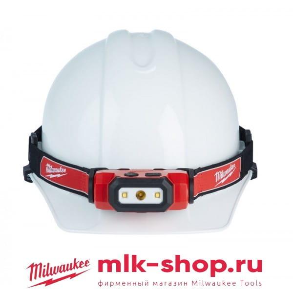 Налобный фонарь Milwaukee USB L4 HL-201
