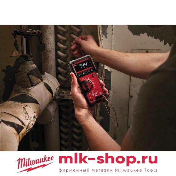 Цифровой мультиметр Milwaukee 2216-40