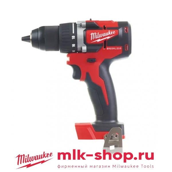 Аккумуляторная дрель-шуруповерт Milwaukee M18 CBLDD-0