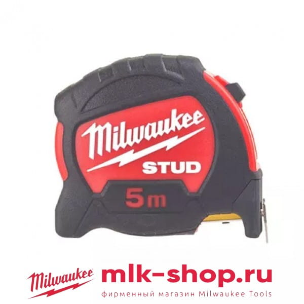 Рулетка Milwaukee STUD 5м