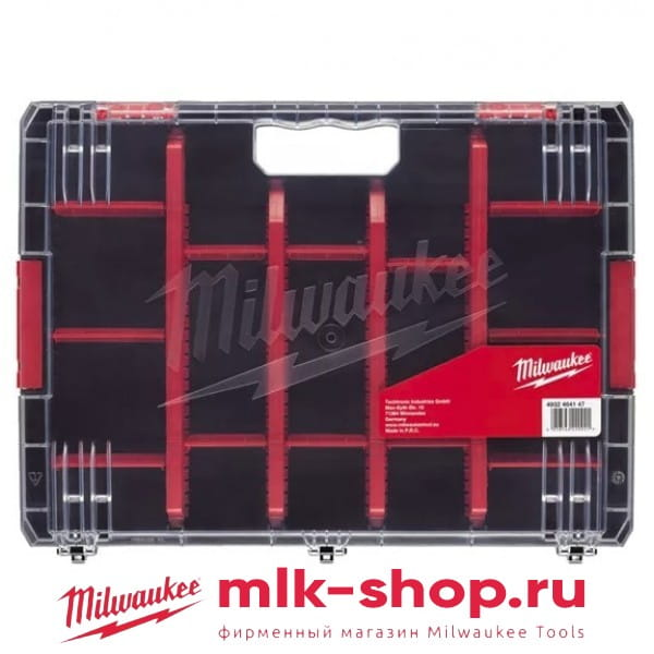 Кейс для оснастки Milwaukee Heavy Duty
