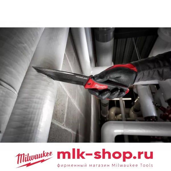 Нож строительный с фиксированным лезвием Milwaukee HARDLINE