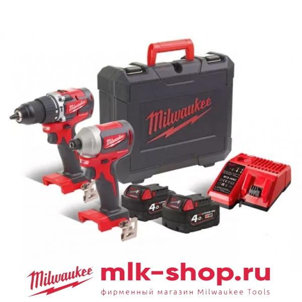 M18 CBLPP2A-402C 4933464536,4933464597 в фирменном магазине Milwaukee