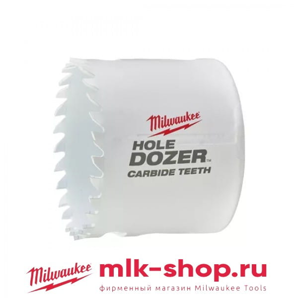 TCT Hole Dozer Holesaw 57 мм 49560724 в фирменном магазине Milwaukee