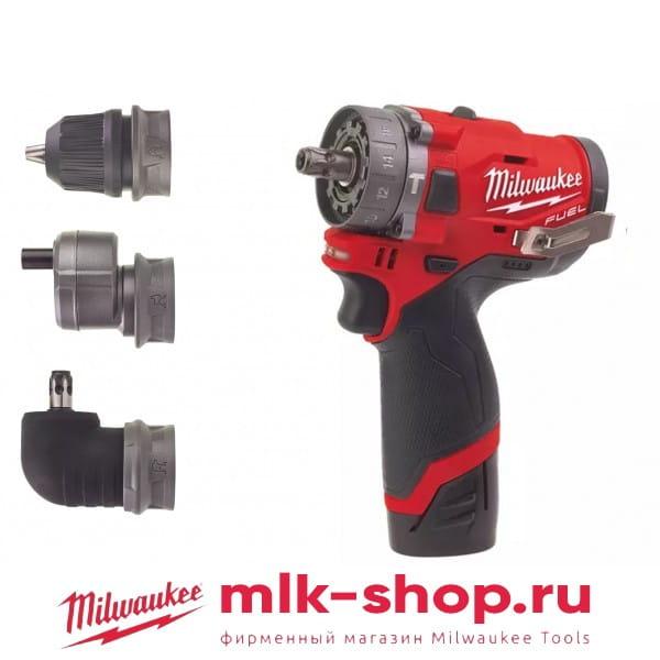 M12 FUEL FPDXKIT-202X 4933464138 в фирменном магазине Milwaukee