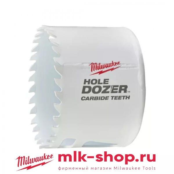 TCT Hole Dozer Holesaw 67 мм 49560729 в фирменном магазине Milwaukee