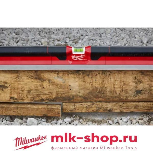Уровень не магнитный Milwaukee REDSTICK 120 см (1шт)