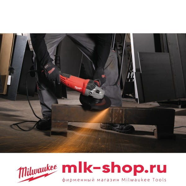 Угловая шлифовальная машина (УШМ, Болгарка) Milwaukee AGVK 24-230 EK DMS