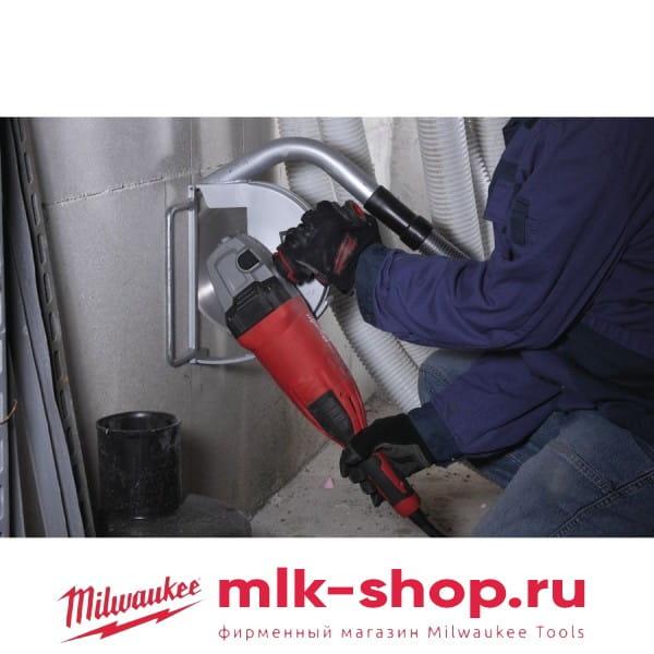 Угловая шлифовальная машина (УШМ, Болгарка) Milwaukee AGVK 24-230 EK