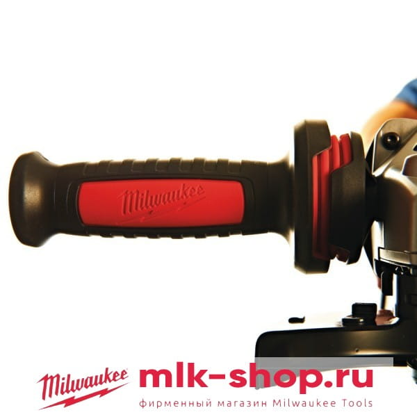 Угловая шлифовальная машина (УШМ, Болгарка) Milwaukee AGV 17-180 XC DMS